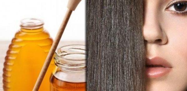 Мед – эффективное средство от перхоти