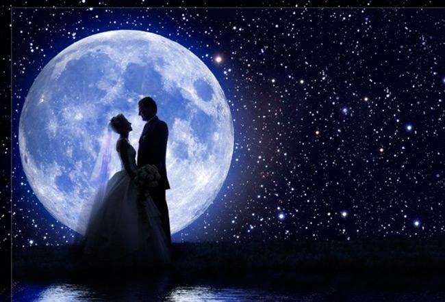 Дату свадьбы стоит выбрать исходя из данных лунного календаря на 2018 год