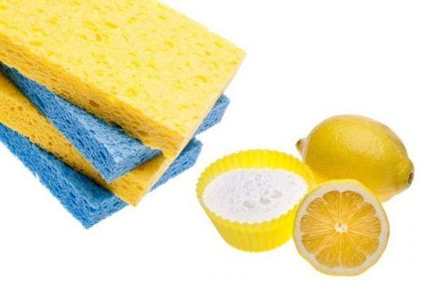 Очищение лимоном или лимонной кислотой