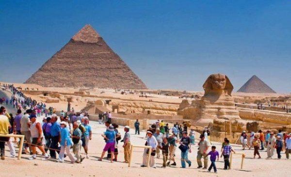 После синайско катастрофы Египет закрыт для туристов