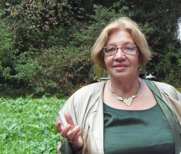 Известная писательница-публицист Лариса Васильева
