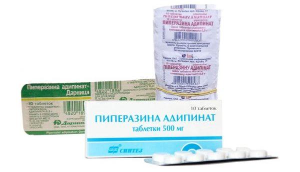 Препараты для лечения паразитов