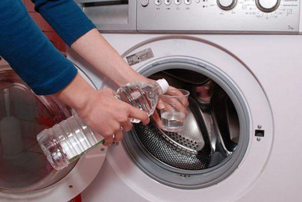Эффективные средства для чистки стиральной машины