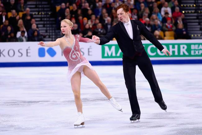 Дуэт Морозов и Тарасова