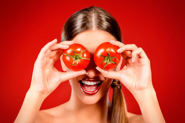 Готовим томатную маску