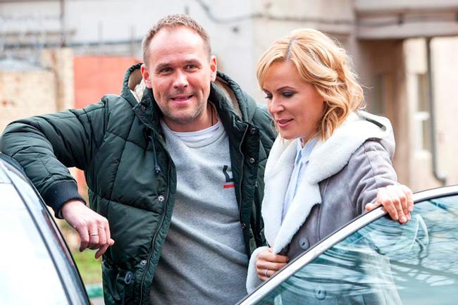 Мария Куликова и максим Аверин