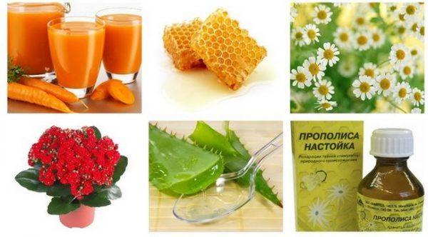Народные методы лечения стоматита
