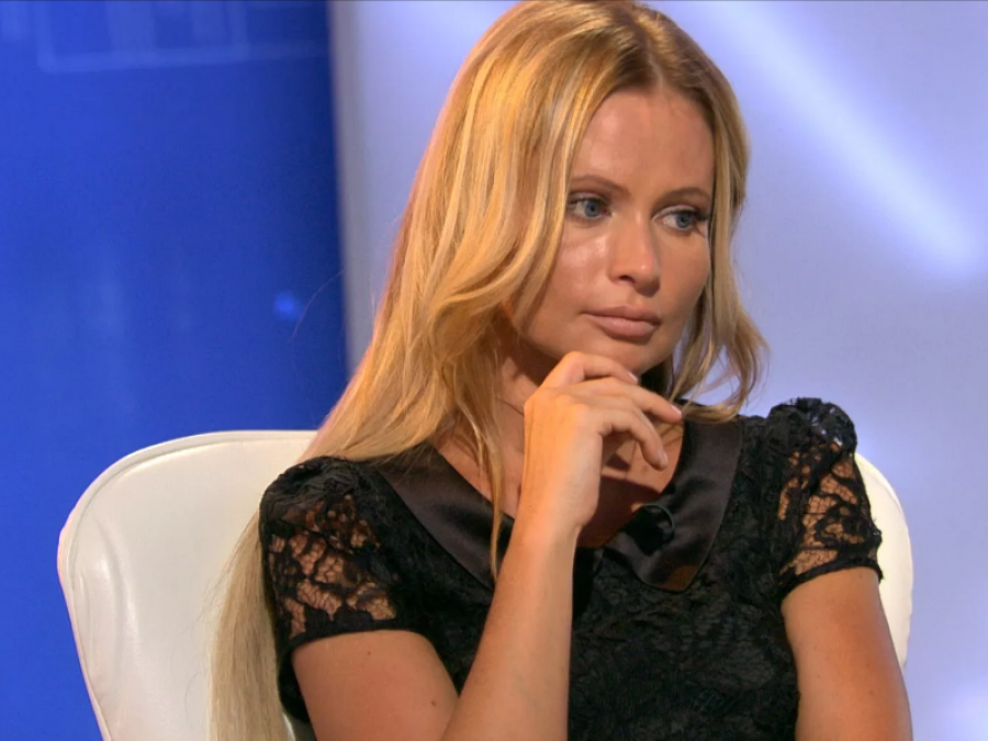 Дану Борисову избила родная дочь