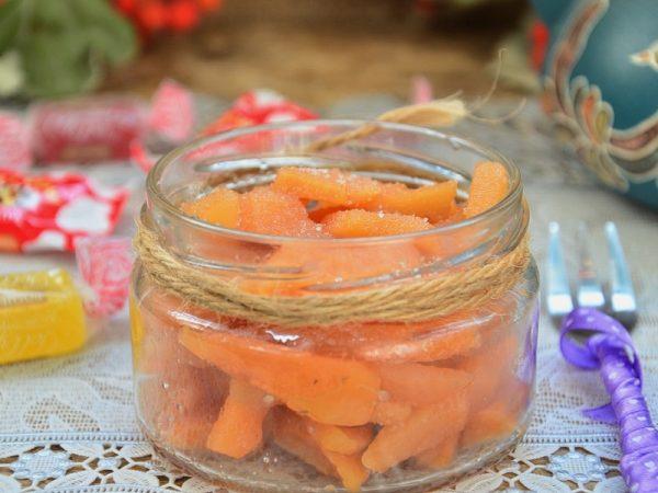 Цукаты из апельсиновых корок в домашних условиях
