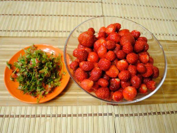 Варенье из клубники с добавлением цитрусовых фото 3