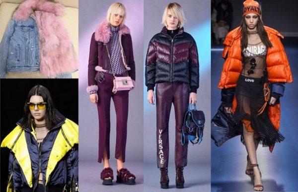 Какие куртки еще будут модными в 2018 году