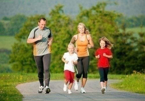 Здоровый образ жизни поможет избавится от вздутия живота