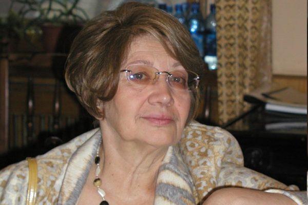 На протяжении 6 лет Лариса Васильева жила и работала в Англии