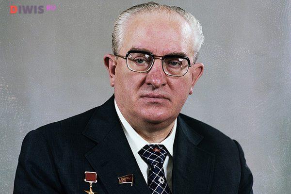 Председатель КГБ СССР Ю.В.Андропов