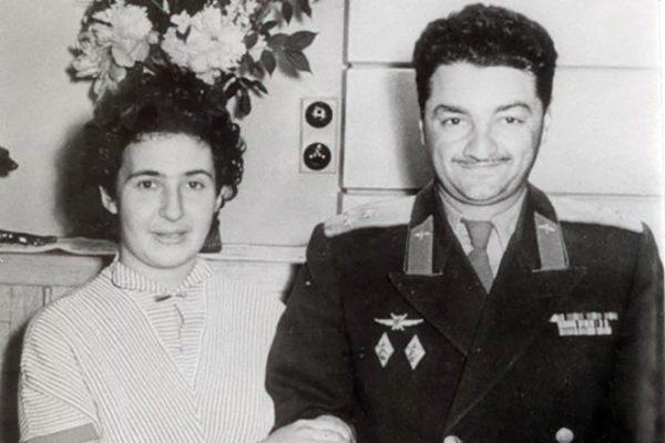 Родители Стаса