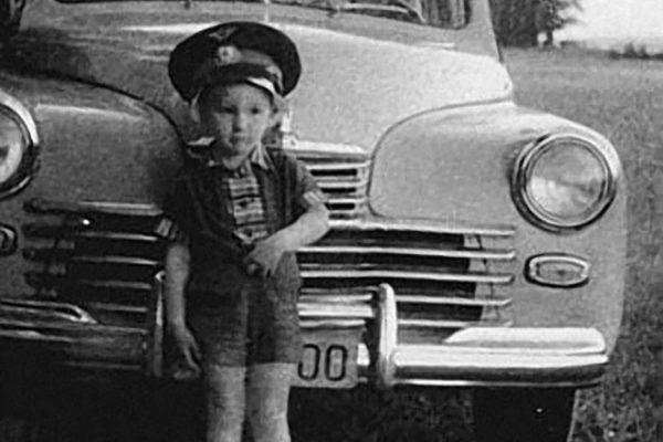 Стас Намин в детстве