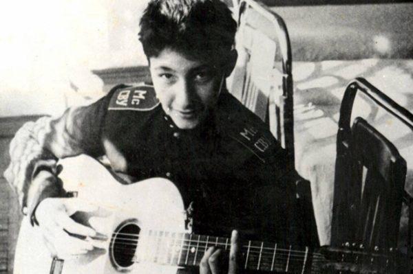 Стас Намин во время обучения в Суворовском училище