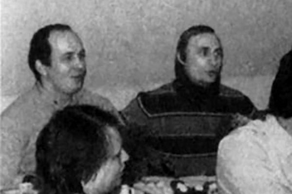 Сергей Чемезов в молодости