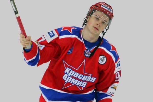 Никита Гусев в клубе ЦСКА