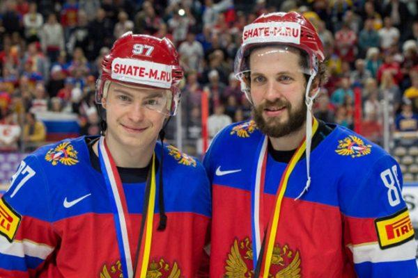 Никита Гусев и Никита Кучеров