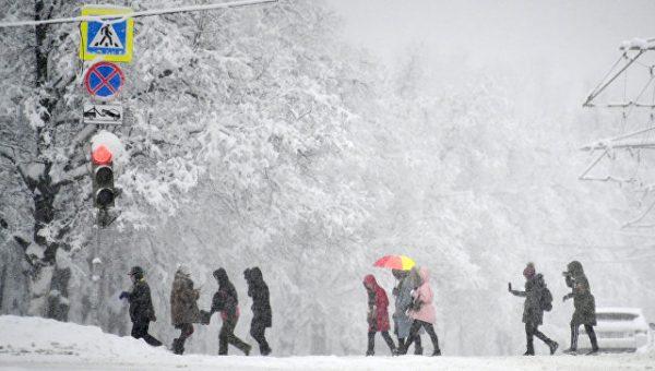 Резкая перемена погоды в столице может негативно отразится на состоянии здоровья многих москвичей