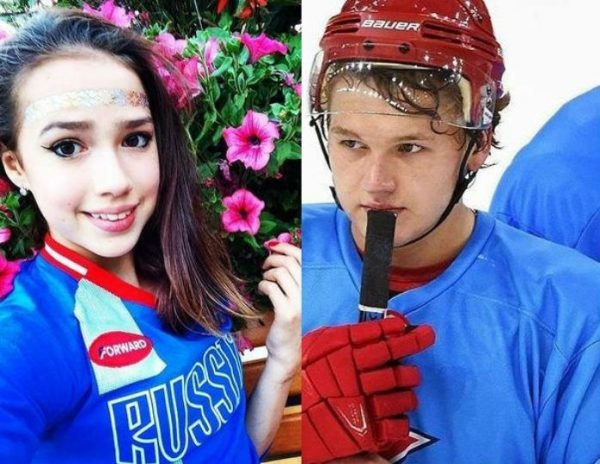 Поговаривают, что известный спортсмен увлекся фигуристкой Алиной Загитовой