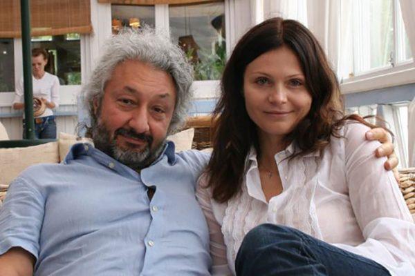 Стас Намин с женой Галиной