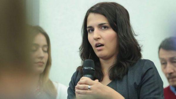 Фарида Рустамова обвинила Слуцкого в сексуальных домагательствах