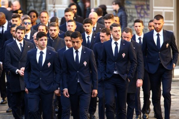 Италия попрощалась с Давиде Астори
