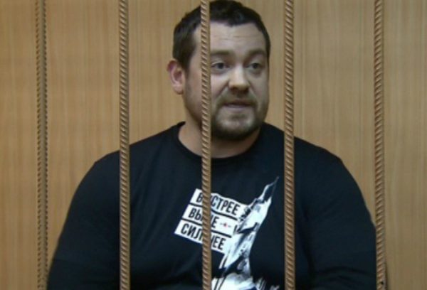 Эрик Кутаишвили в суде