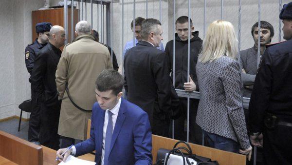 Подельники криминального авторитета также были арестованы