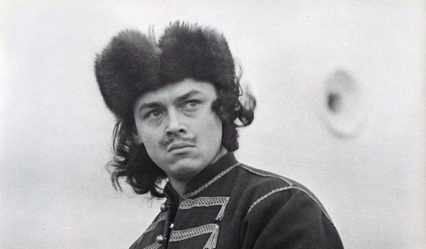 Дмитрий Золотухин в молодости