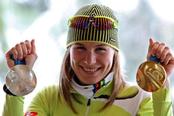 Олимпийская награда - как результат упорных тренировок