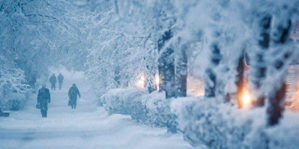 В столице ожидаются большие снегопады