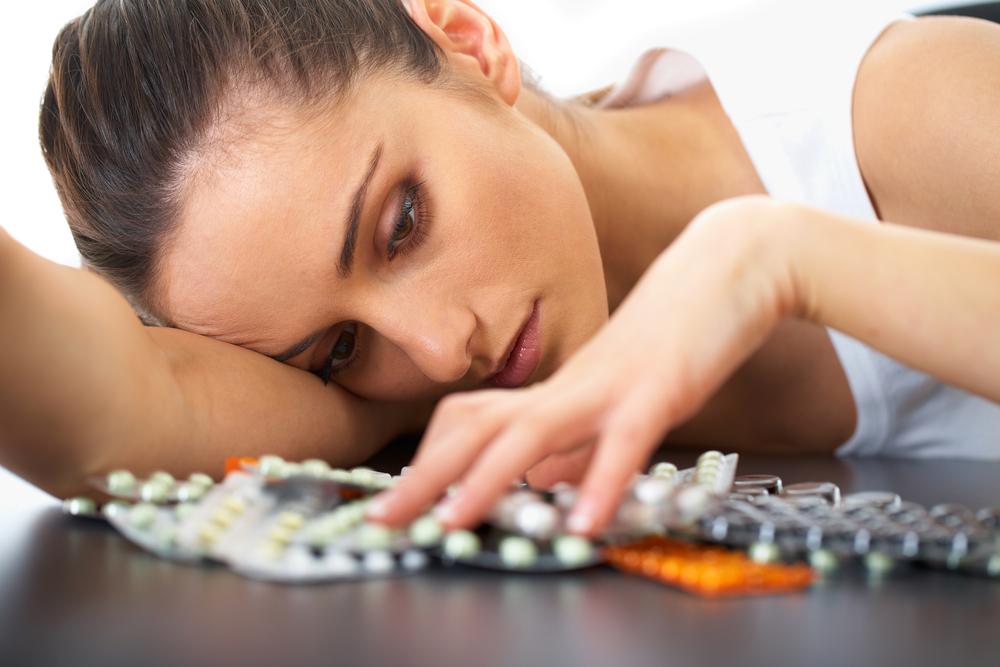 Медикаментозное лечение депрессии