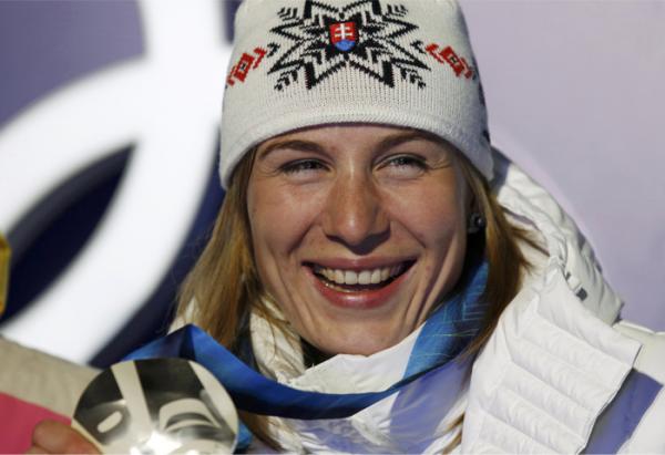 Анастасия Кузьмина родилась в спортивной семье