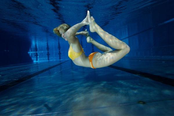 Плавание для профилактики заболевания