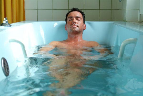 Радоновые ванны – лечебные ванны с радоновой минеральной водой