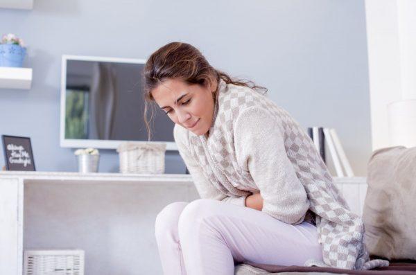 При синдроме раздраженного кишечника возникают сильные боли
