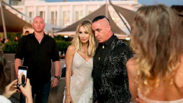 Светлана Лобода беременна от Тилля Линдеманна солиста группы Rammstein