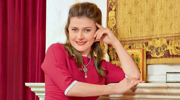 Мария Голубкина сегодня