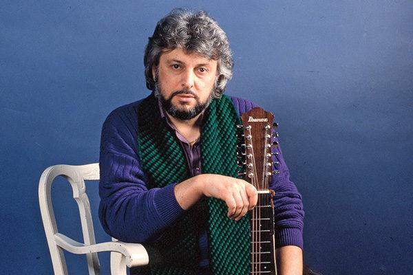 Вячеслав Добрынин известный музыкант