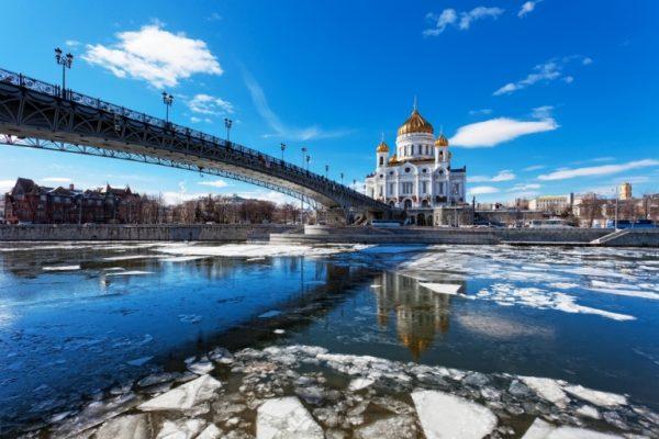 Когда наступит весна в Москве в 2018 году