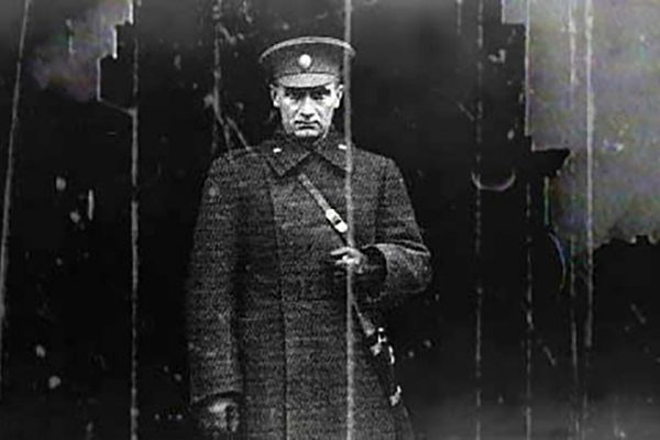 За свои высказывания адмирал Колчак был отправлен в политическую ссылку
