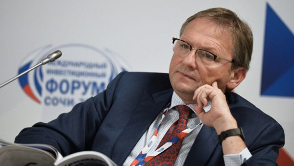 Борис Титов на форуме в Сочи