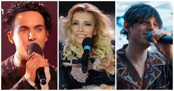 3 представителя, которые поедут на Евровидение 2018 от России, Украины и Белоруссии