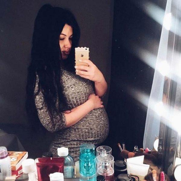 Беременная экс-участница Дом-2