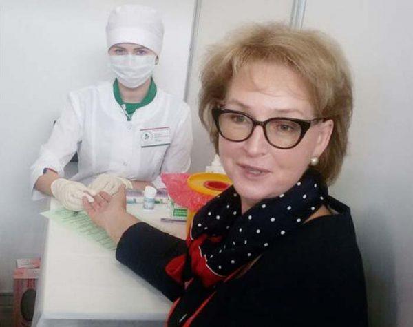 Заслуженный врач-кардиолог России Ирина Чукаева