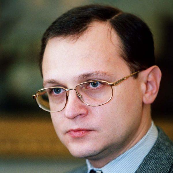 Кириенко Сергей в молодости