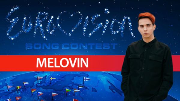 Украину на Евровидении -2018 будет представлять певец Melovin